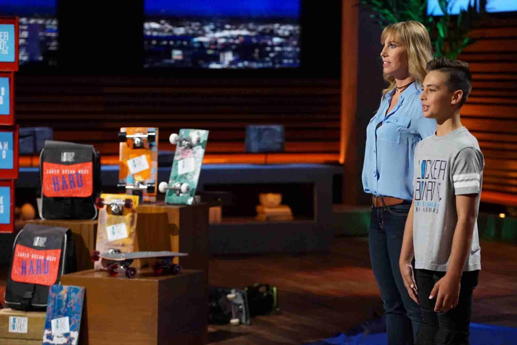 How an Actual Elevator Pitch Led This 12-Year-Old Entrepreneur to Appear on Shark Tank and Partner With Richard Branson