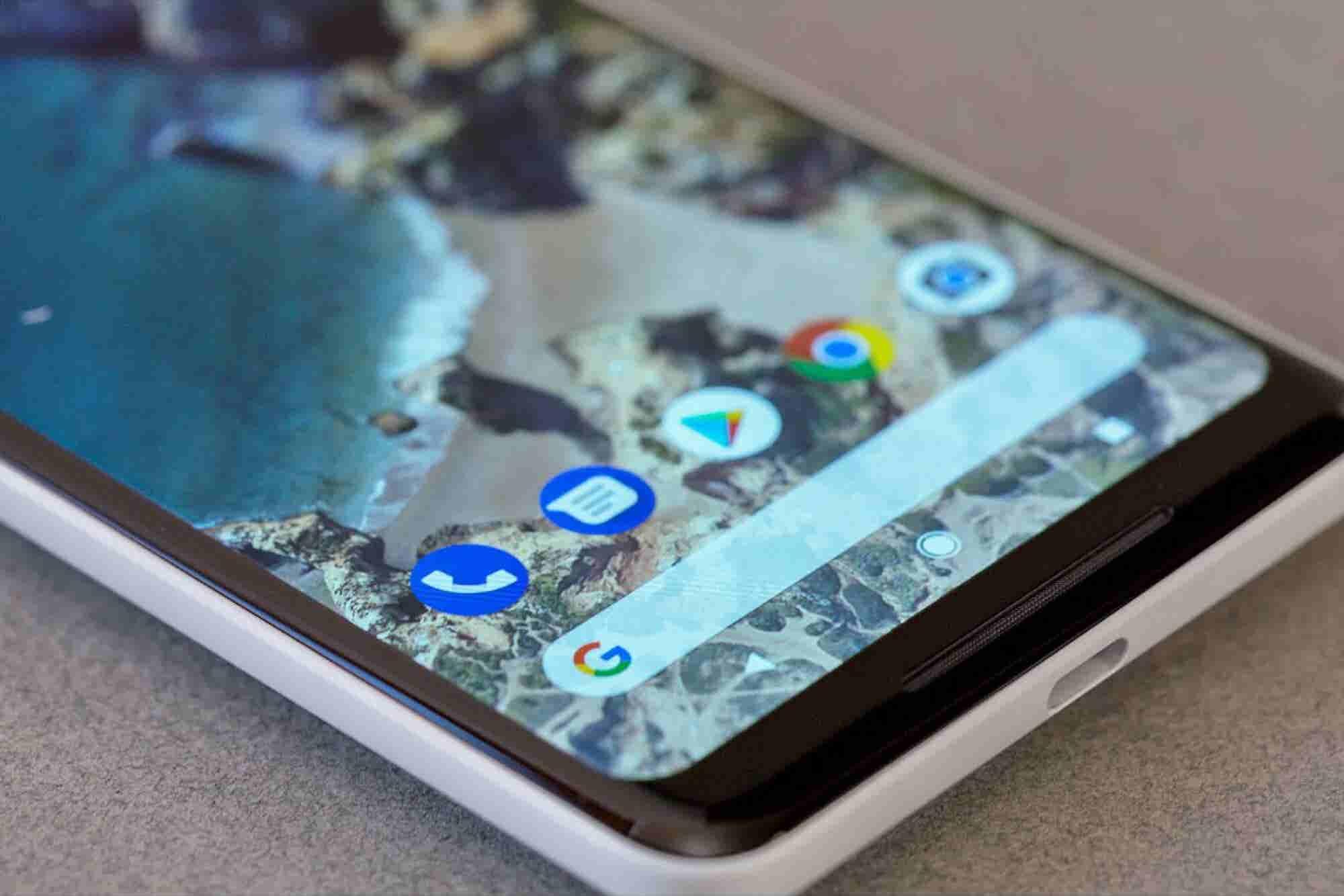 Google presenta Pixel 2, su segundo teléfono inteligente