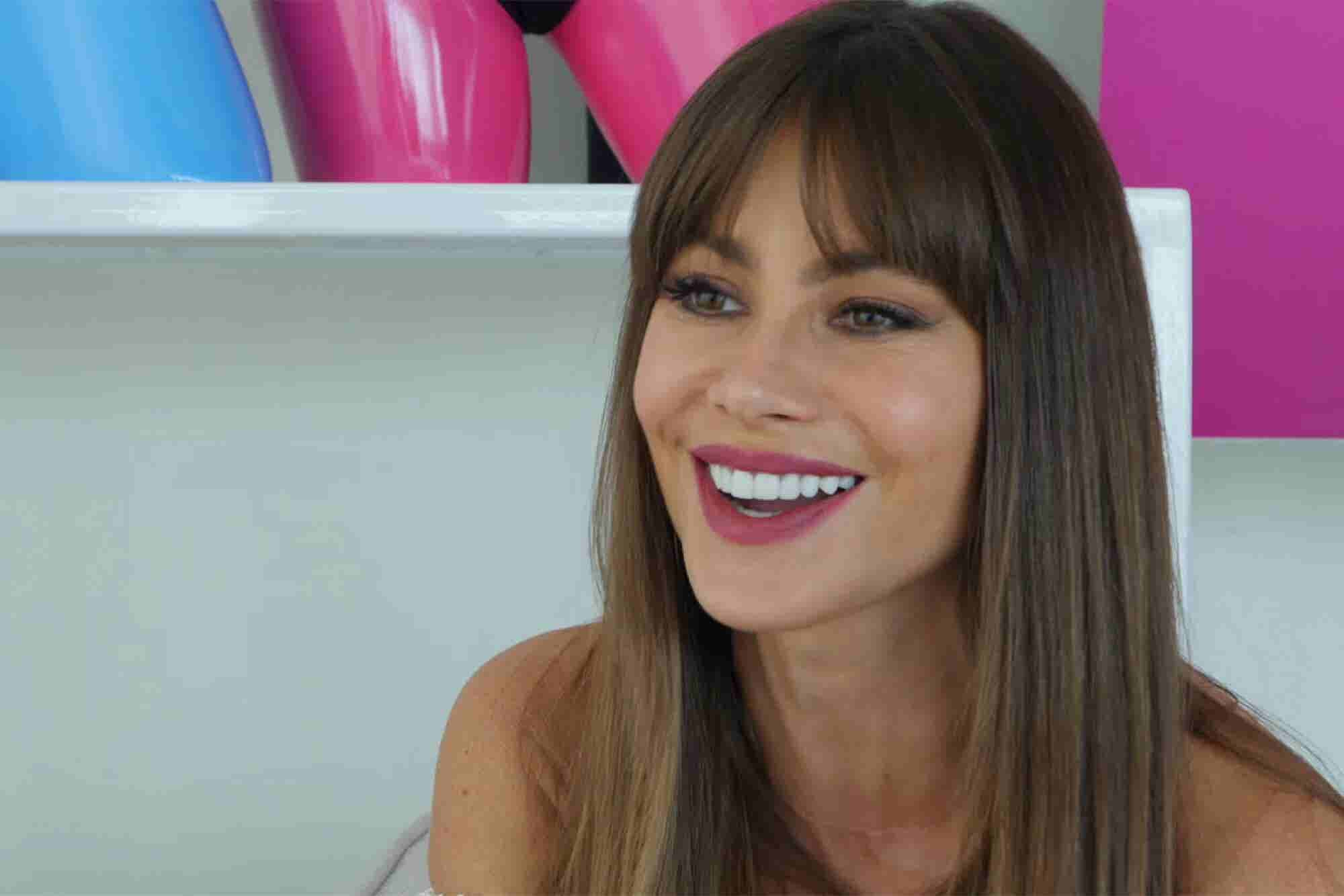 Sofia Vergara, the Highest Paid TV Actress, Shares How She Makes Business Decisions