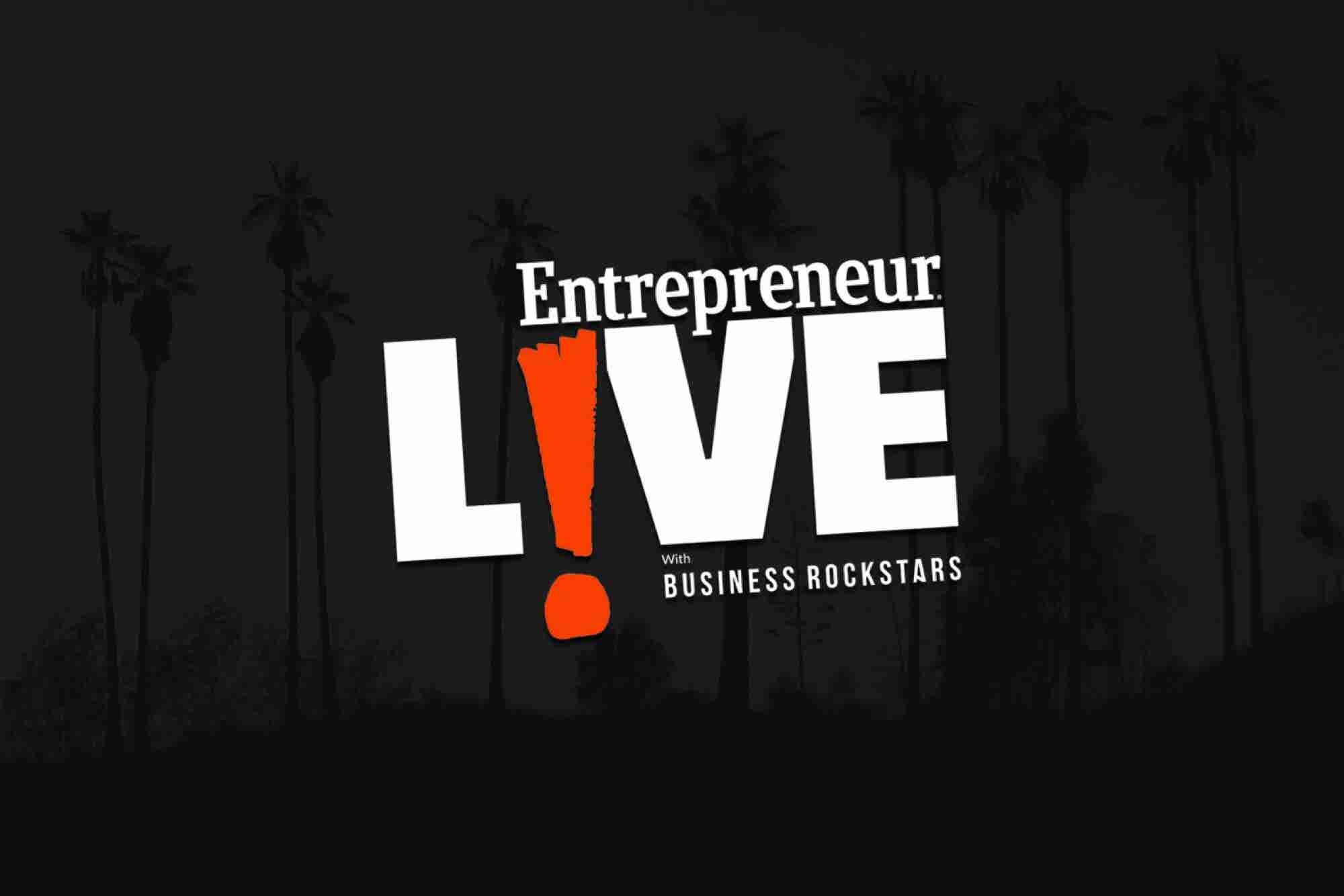 Entrepreneur Is Bringing You a Special Day-Long Event to Help Your Business Succeed