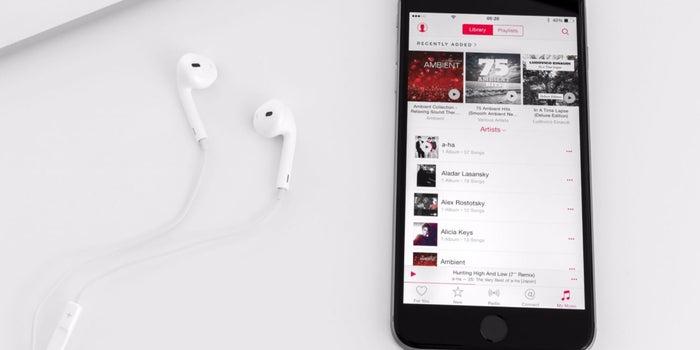 Ahora podrás mandar canciones en Facebook Messenger con Apple Music