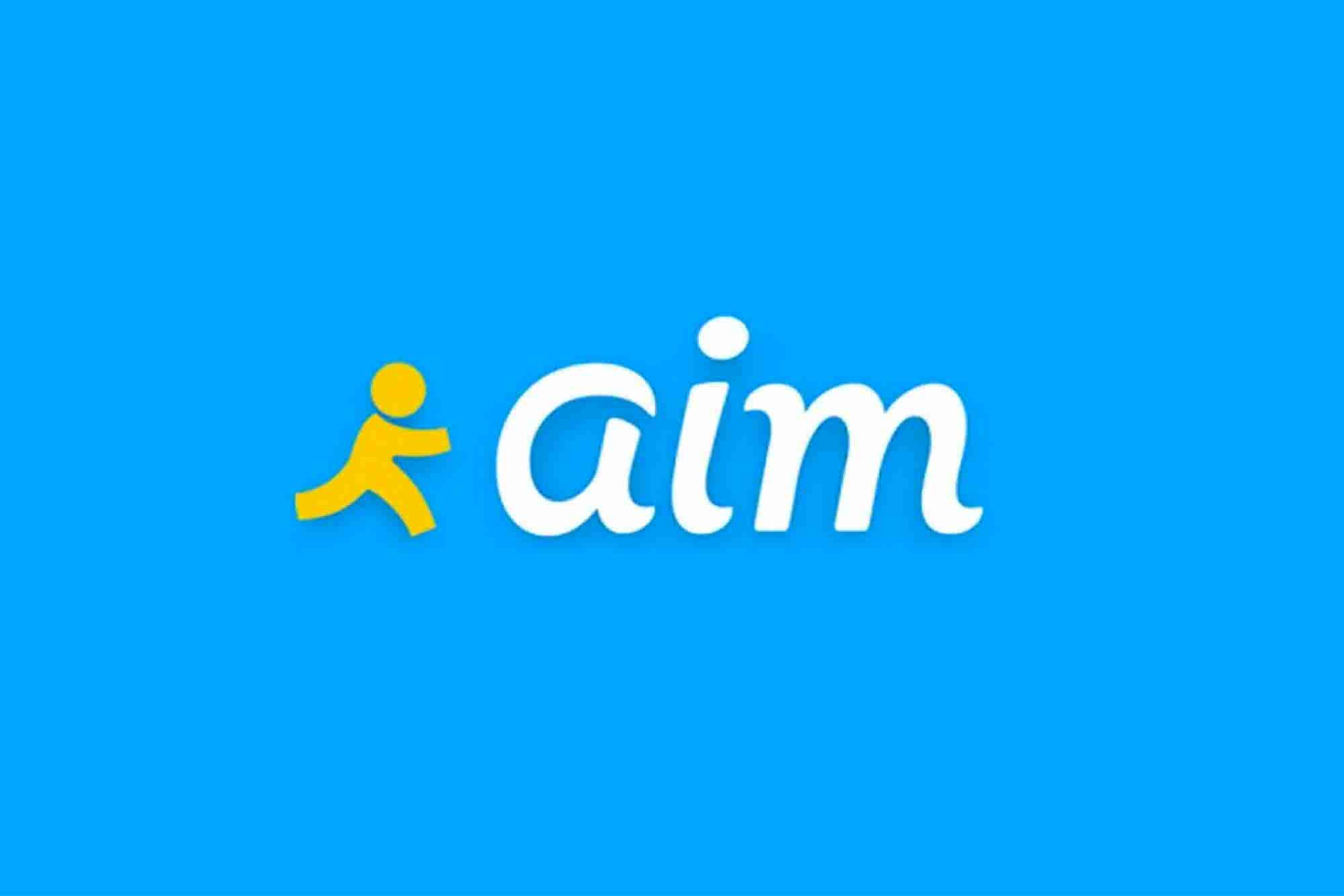 Say Farewell to AOL Instant Messenger