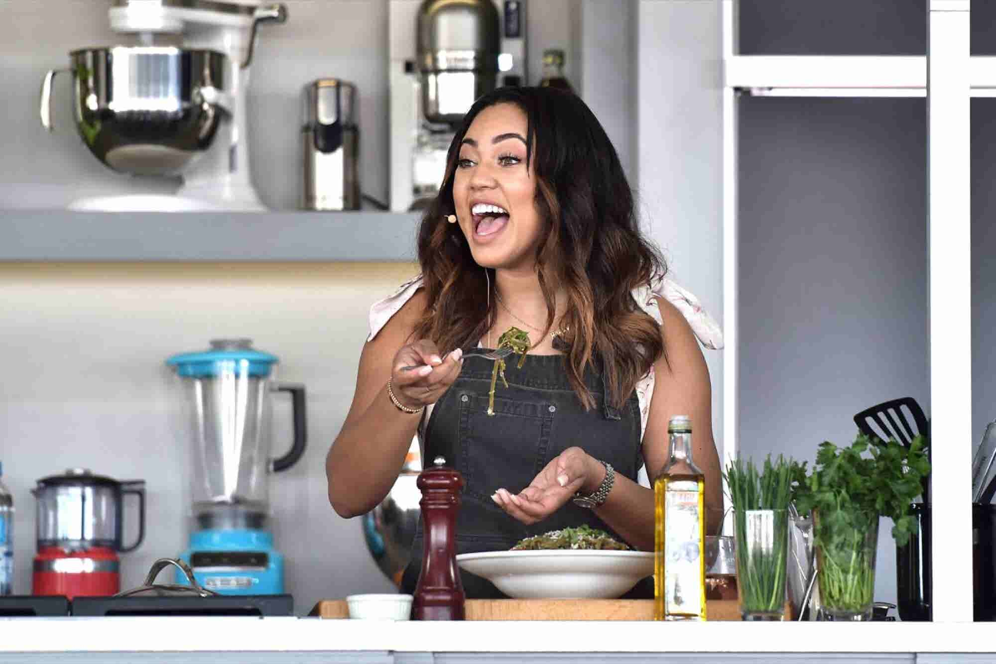 Ayesha Curry Has Gone From Food Blog to Food Empire: Here's How You Can, Too