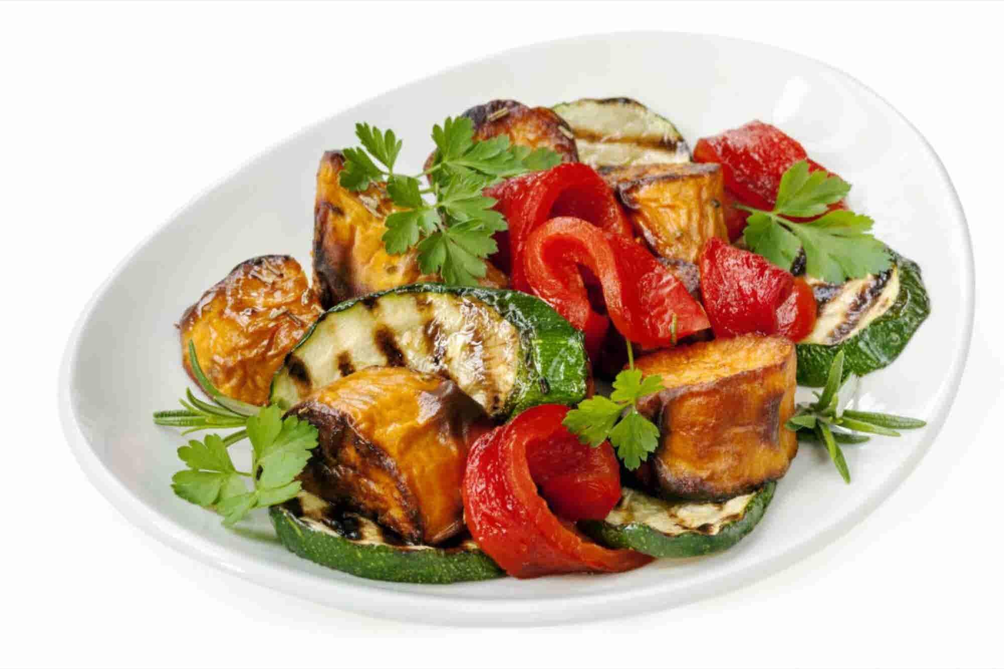 Por qué debes abrir un servicio de parrilladas vegetarianas a domicilio