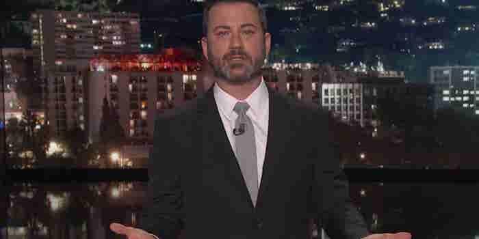 Jimmy Kimmel Struck Back at a Detractor on Social Media -- Should You?