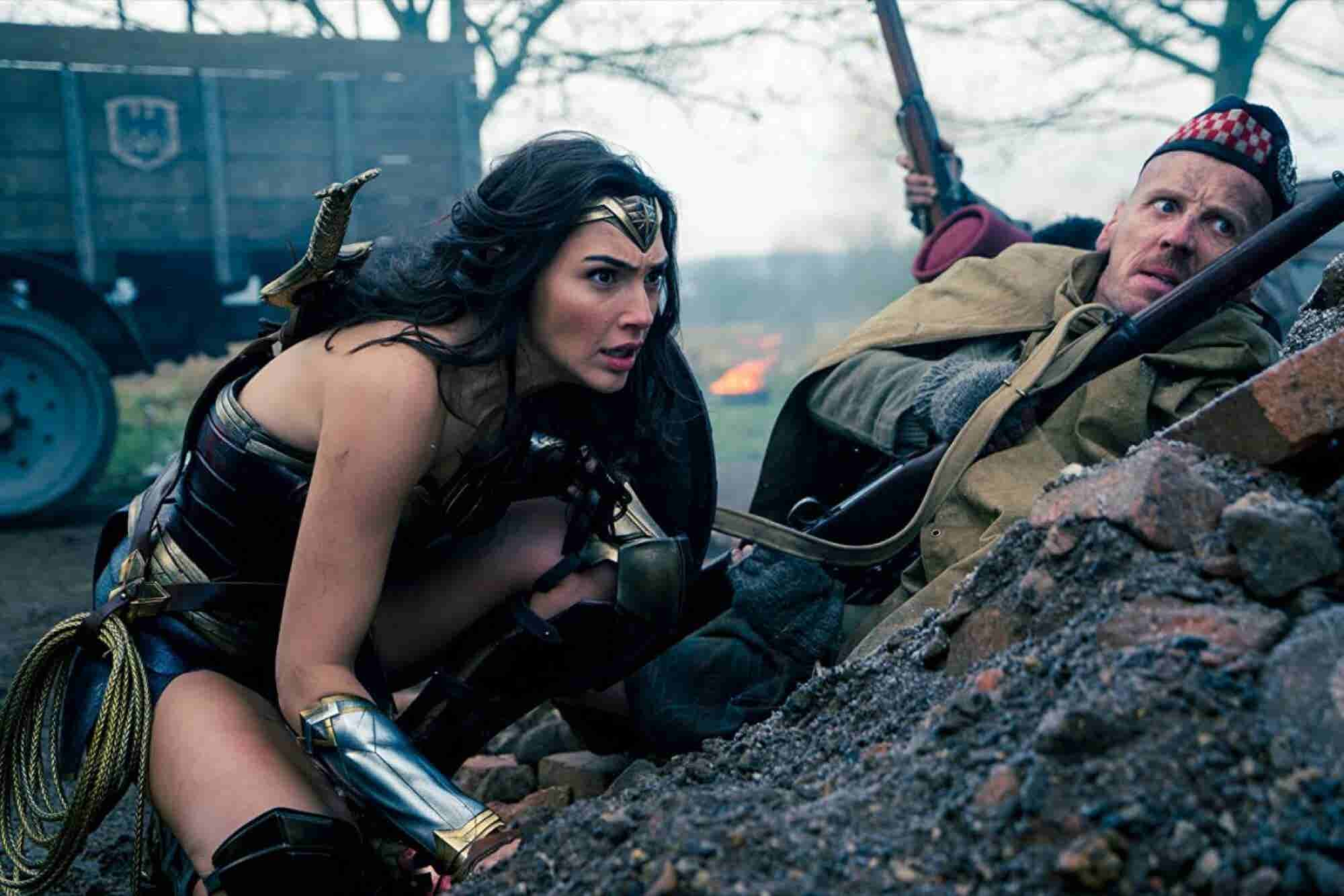 Wonder Women: Don't Ask for Permission to Make Big Moves