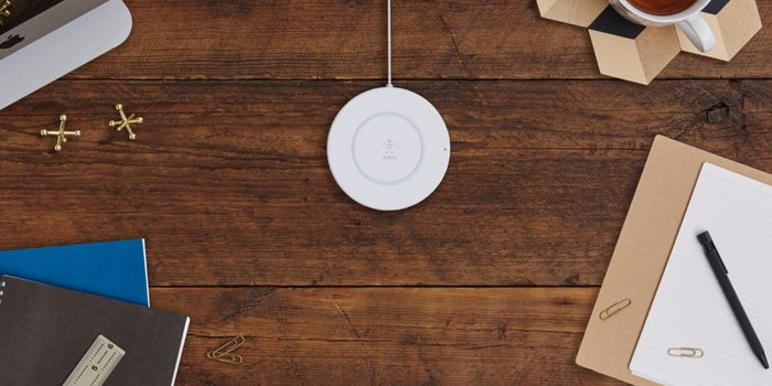 Stay Powered Up: Belkin Boost Up Wireless Charger