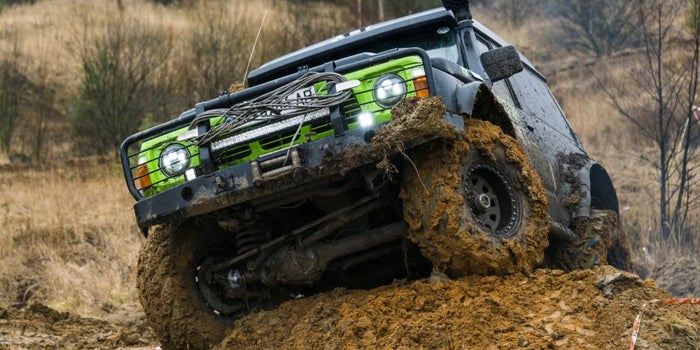 3 Things an Off-Road Race Can Teach You about Being an Entrepreneur