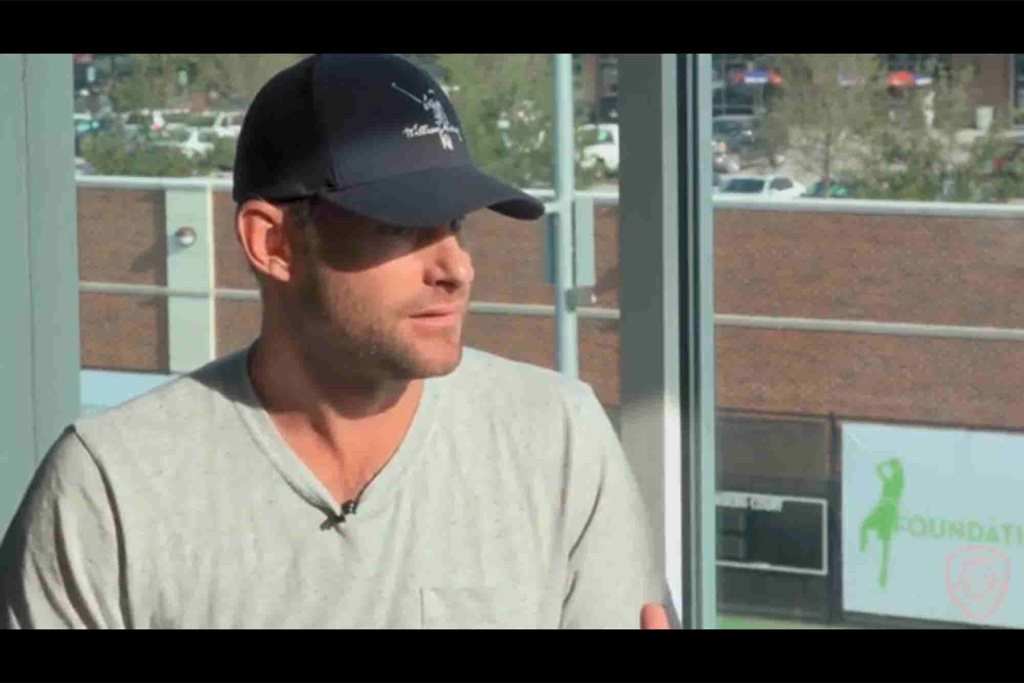 Tennis Great Andy Roddick Explains Why You're Never the Most Important Person in the Room