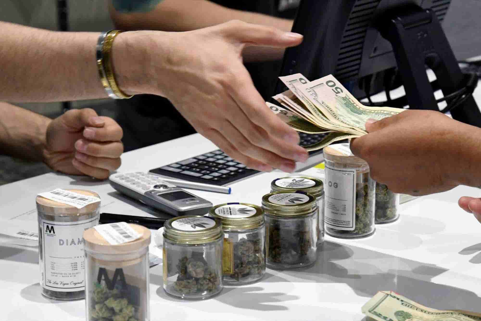 Nevada Has a Legal Marijuana Shortage But Still Expects $120 Million In New Revenue