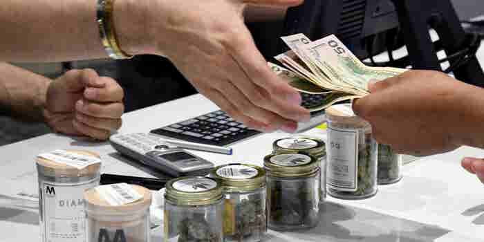 Nevada Has a Legal Marijuana Shortage But Still Expects $120 Million In New Revenue