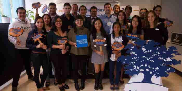20 emprendedores sociales con algo en común: su amor por México