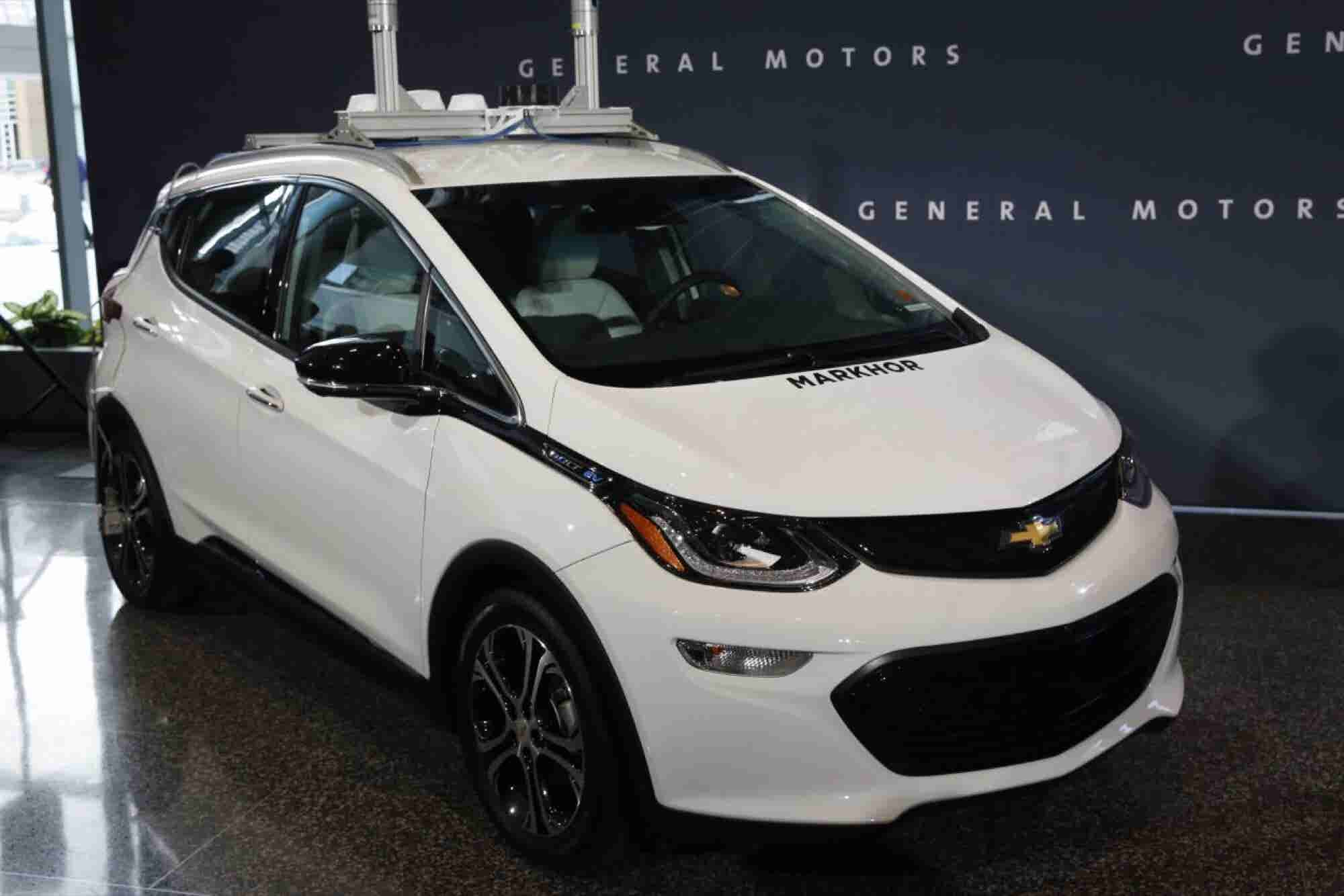 General Motors Buys a Self-Driving Technology Startup