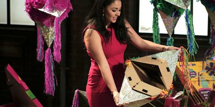 Piñata To Go: las piñatas portables que se arman en 15 segundos