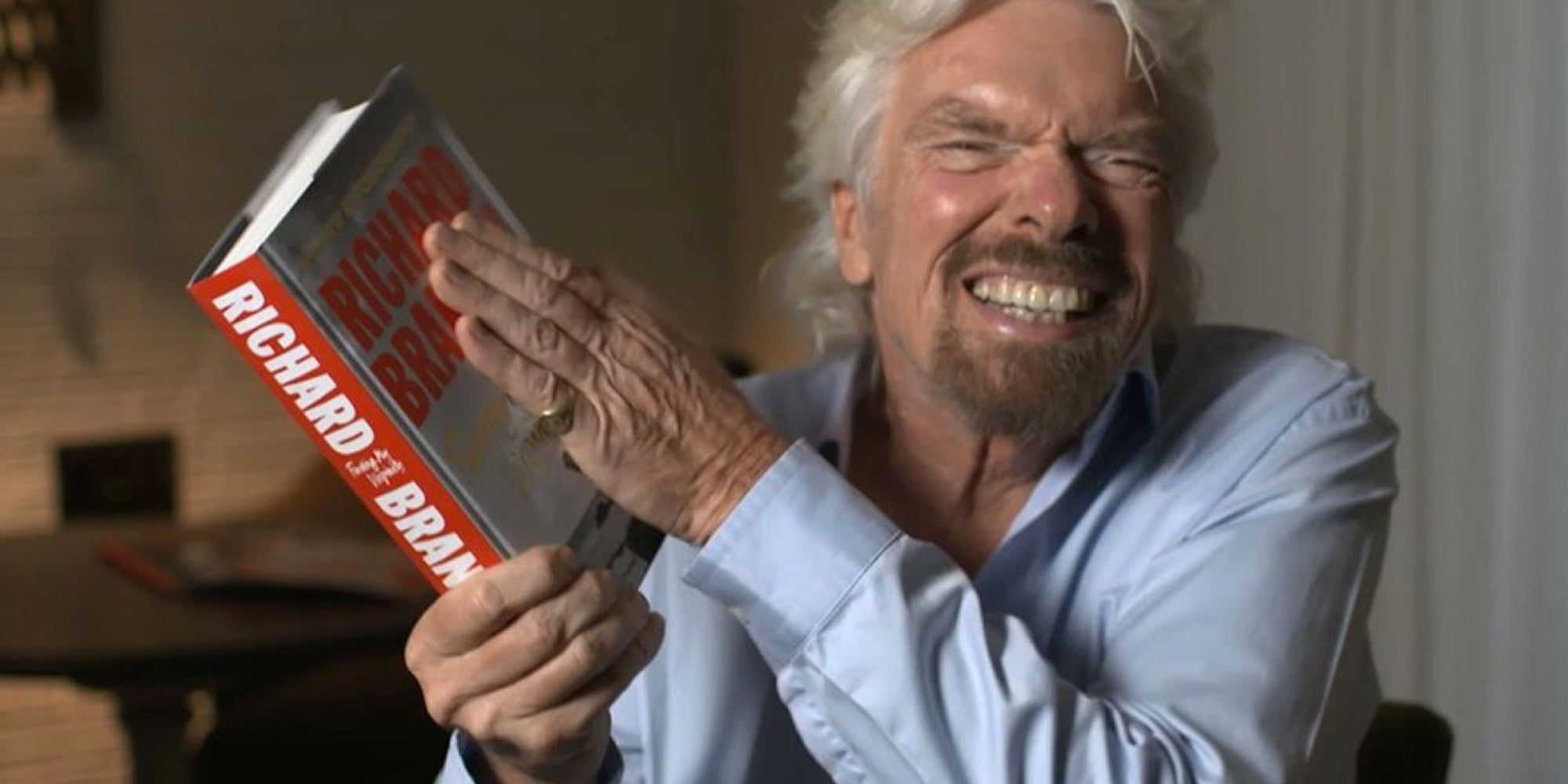 8 Crazy Stories From Richard Branson's New Book and What You Can Learn From Them