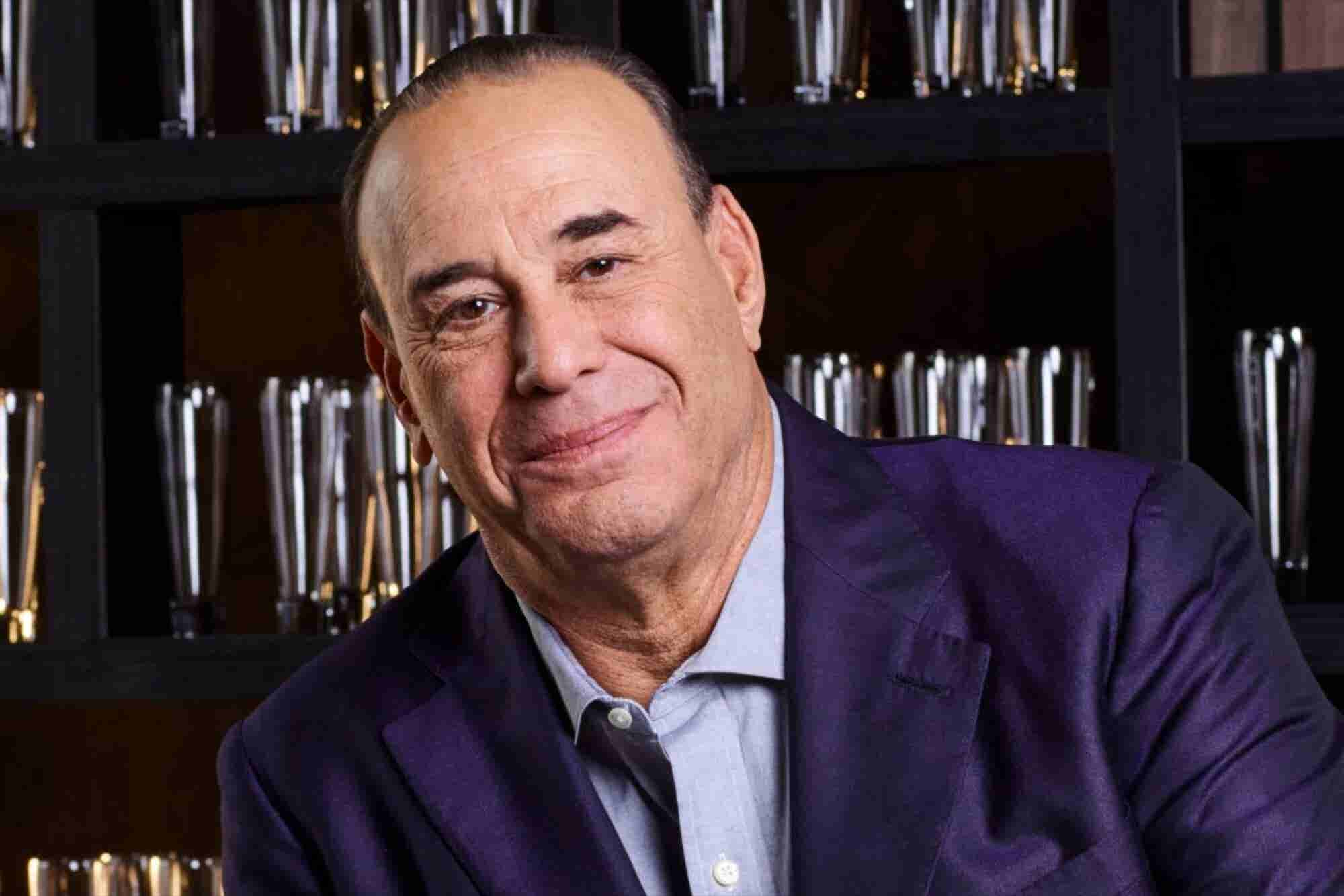 'Bar Rescue' Star Jon Taffer Shares the One Thing That Helped Him Find Success