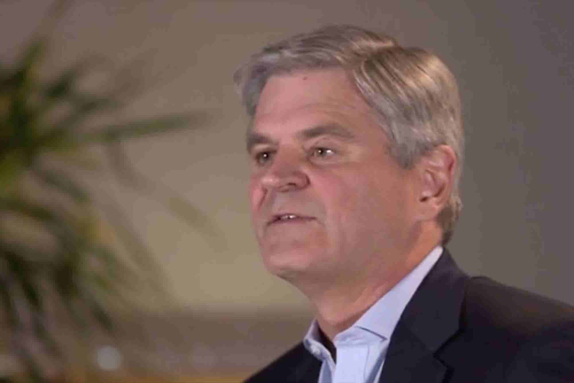 Steve Case Shares What Entrepreneurs Need to Create Successful Companies as the World Grapples With Major Technological Advancements