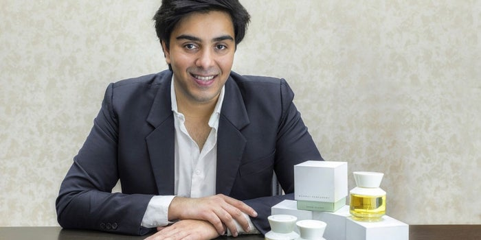 How this Entrepreneur is Transforming the Legacy Perfume Business with His Modern Approach