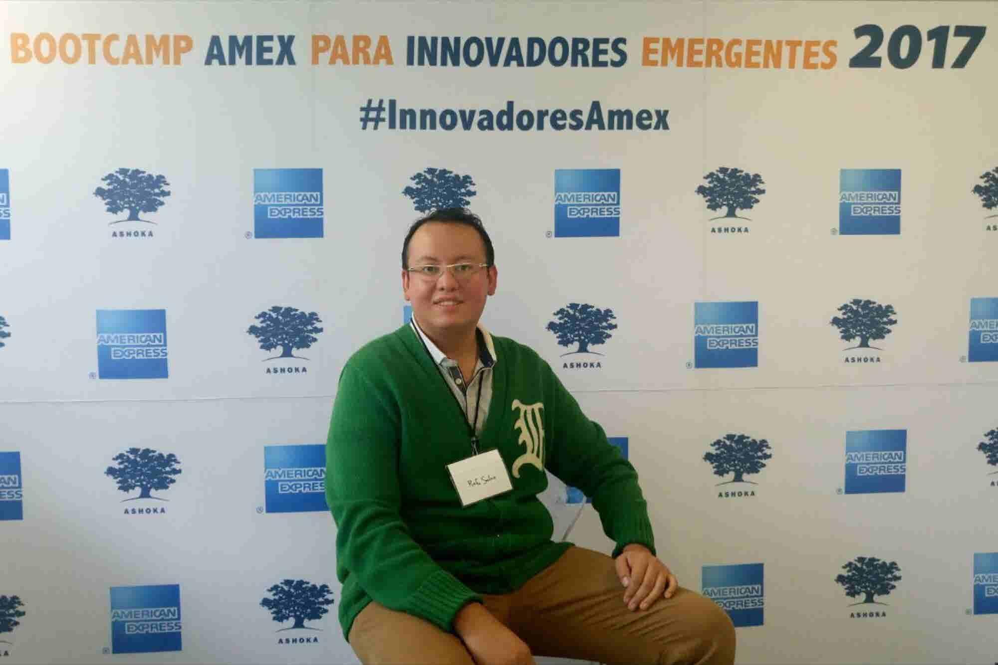 El emprendedor que quiere construir un simulador de sismos para evitar derrumbes