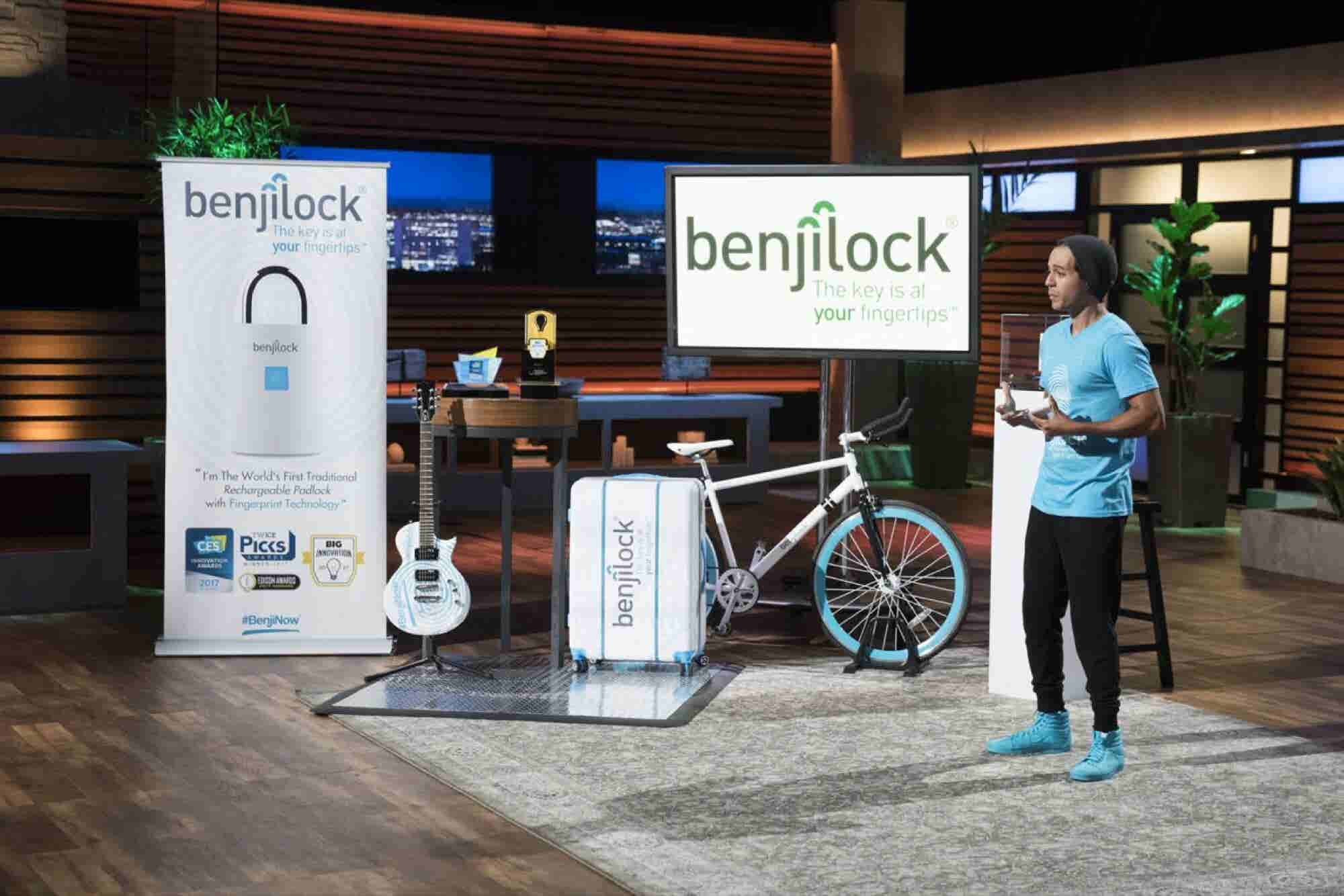 How This Entrepreneur Went From Cleaning Bathrooms to Cleaning Up on 'Shark Tank'