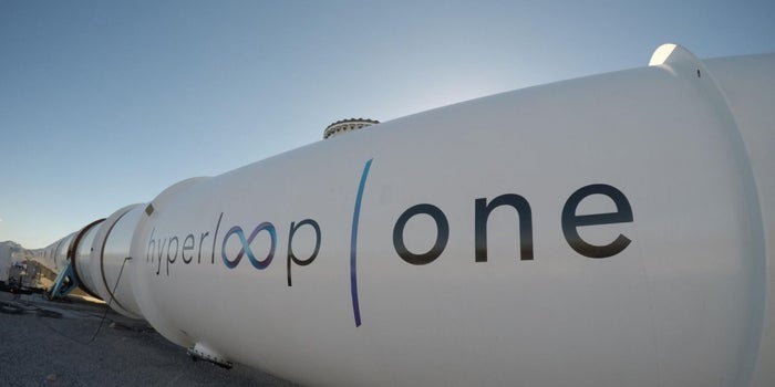 Hyperloop One Aims To Speed Commercialization With Investment From Virgin Group