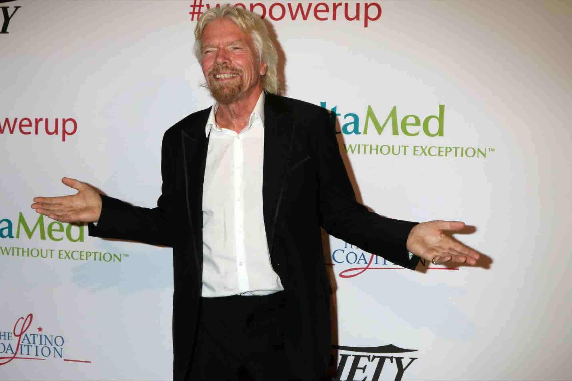 La estafa millonaria en la que casi cae Richard Branson