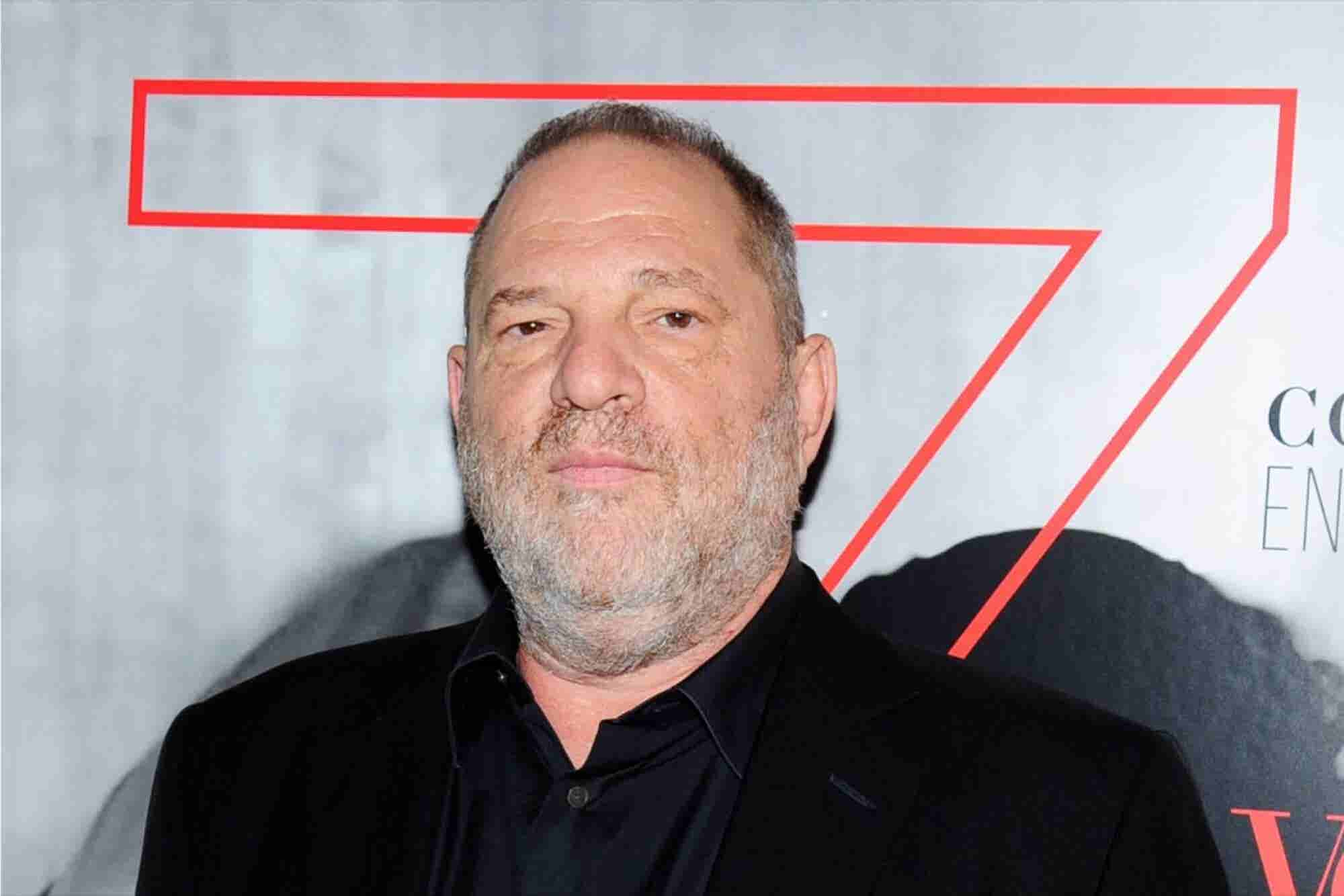 The Harvey Weinstein Scandal Is a Clarion Call to Men In Positions of Leadership