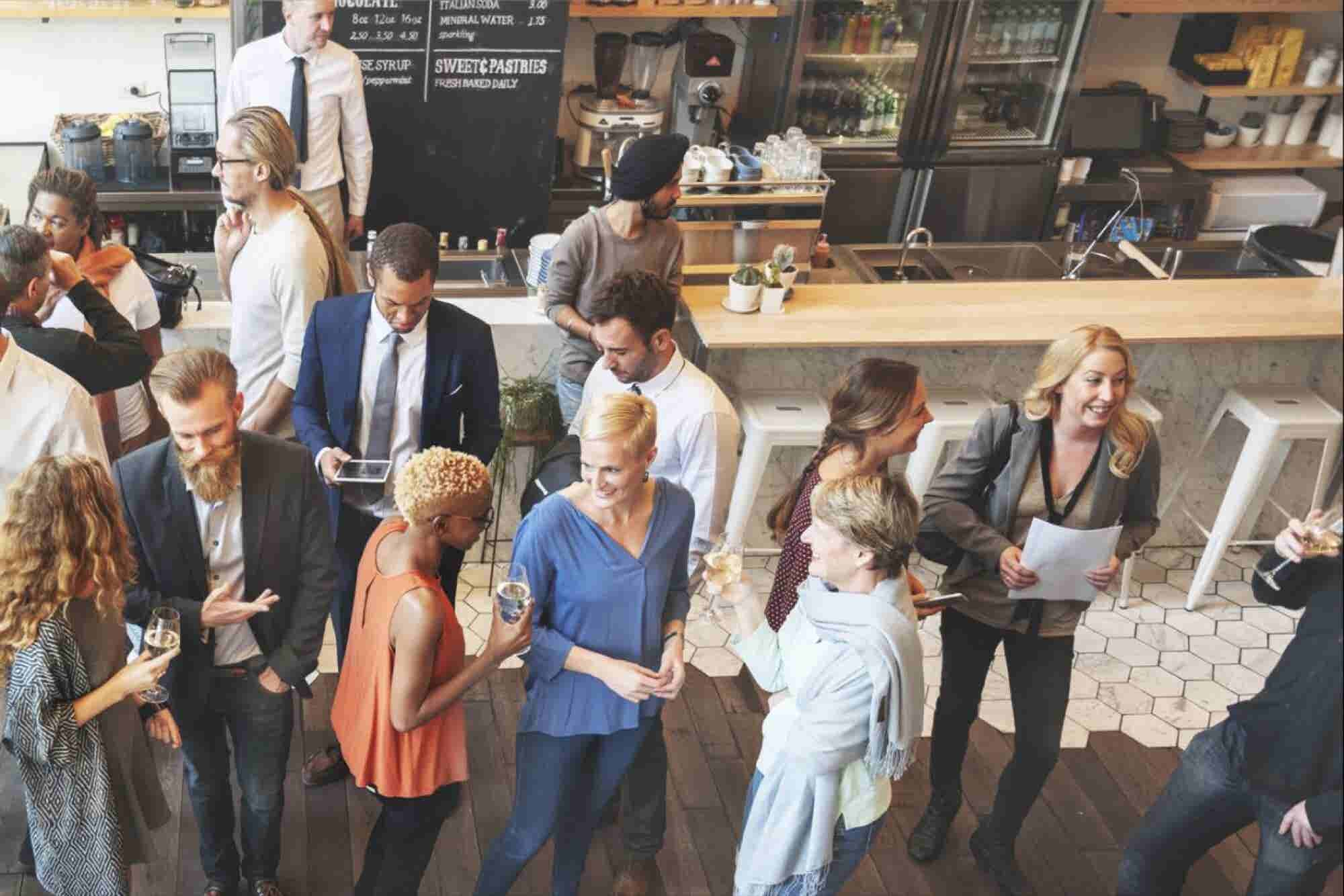 The 12 x 12 x 12 Rule for Successful Networking