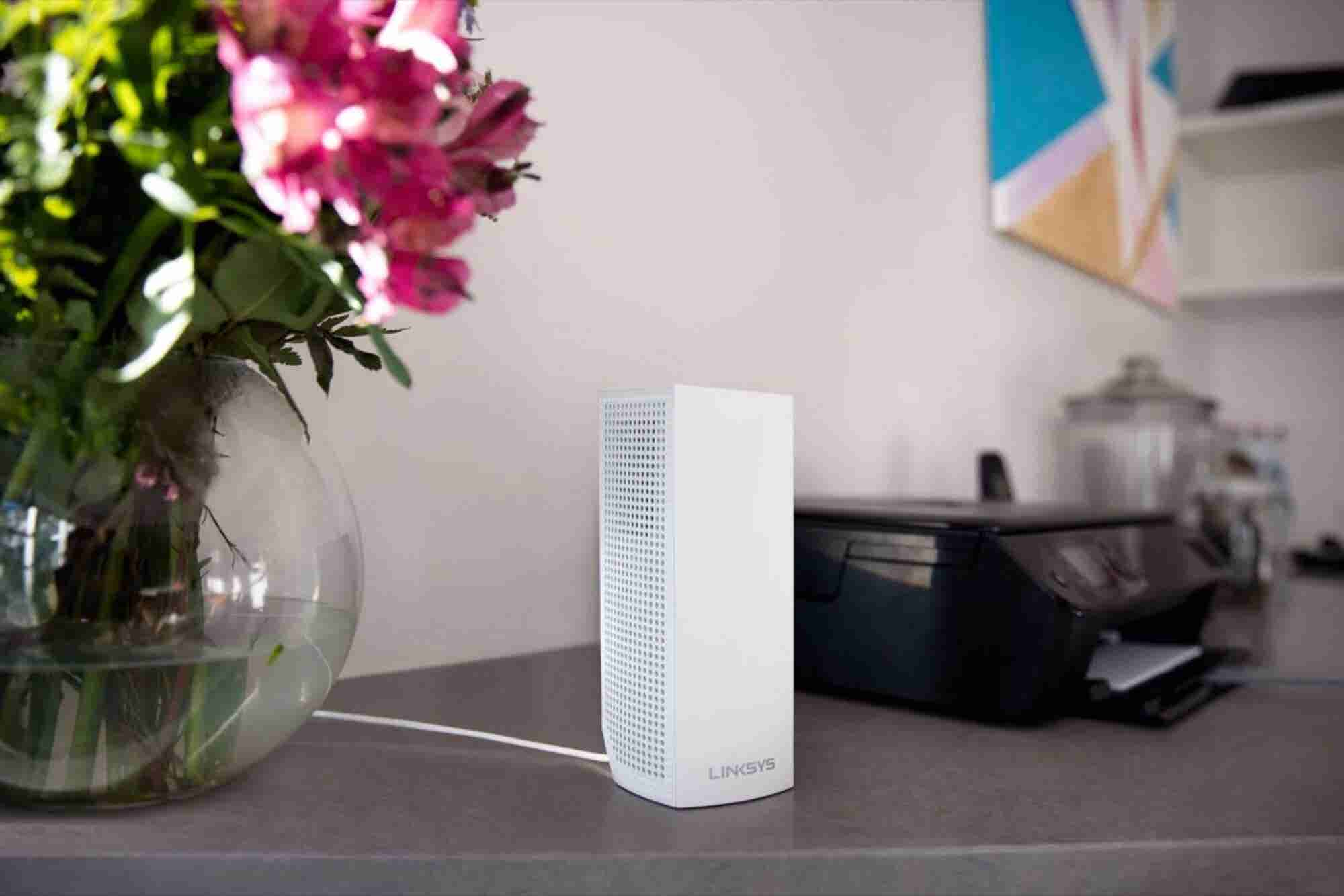 Get Connected In Style: Velop By Linksys