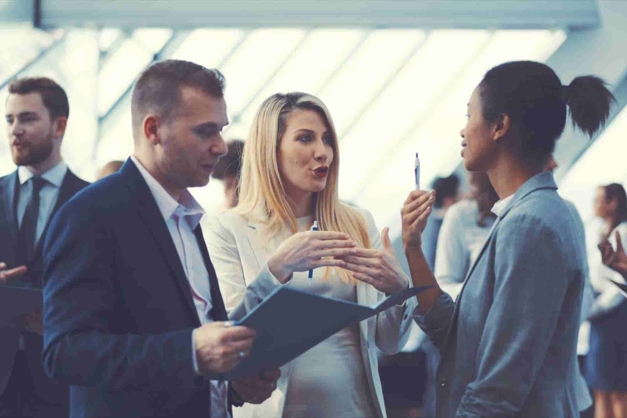The 5 Types of Business Networking Organizations