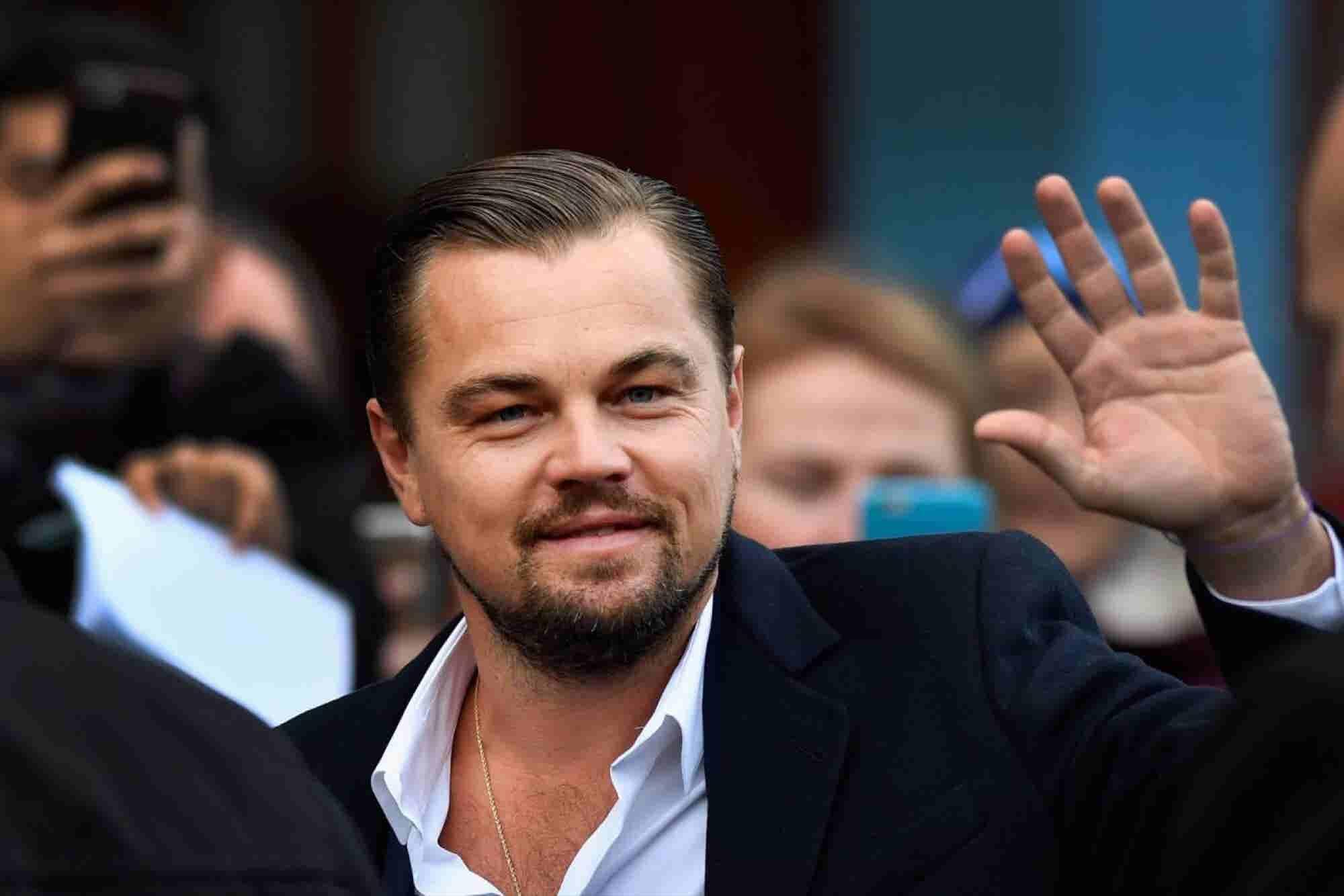 Leonardo DiCaprio Invests In LA-Based Food Startup