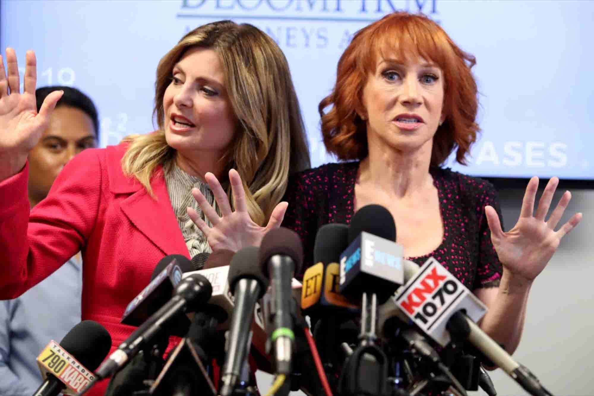 When a Client Rips You on Social Media, Respond Like Kathy Griffin's A...