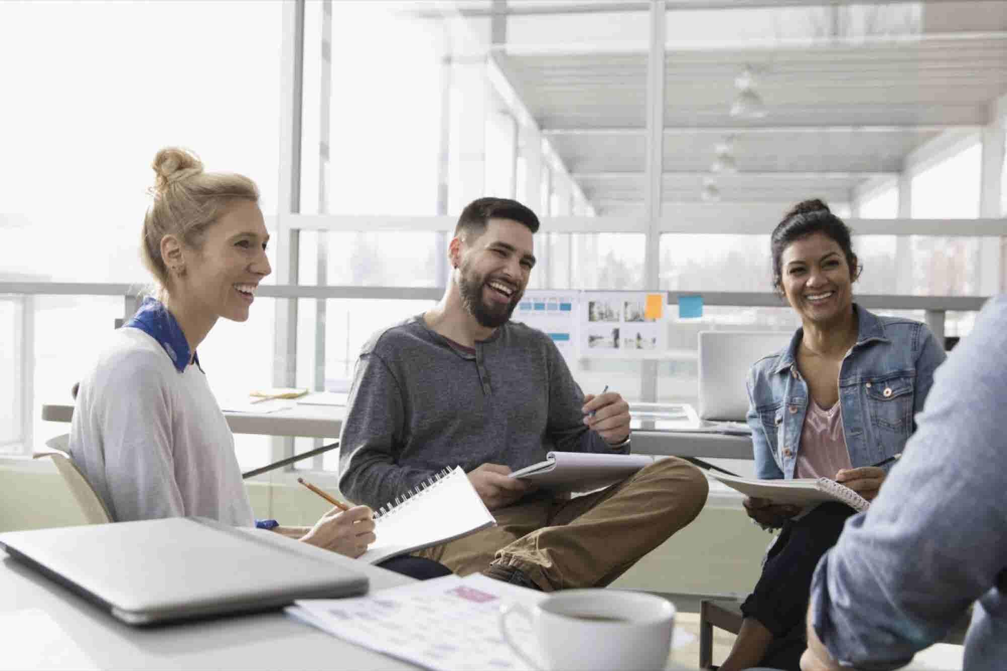 Keeping Your Employees Happy Isn't Always About Higher Pay -- Here Are 6 Alternatives