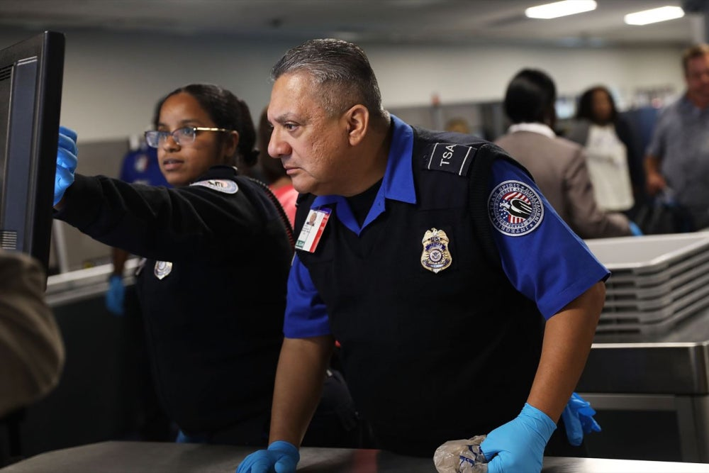 Why the TSA -- Yes, the One at the Airport -- Is Actually Amazing at Instagram