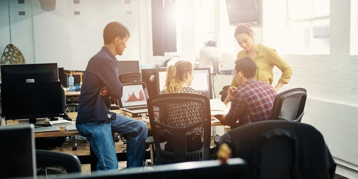 Talent and Tech Are How Small Businesses Can Level the Playing Field