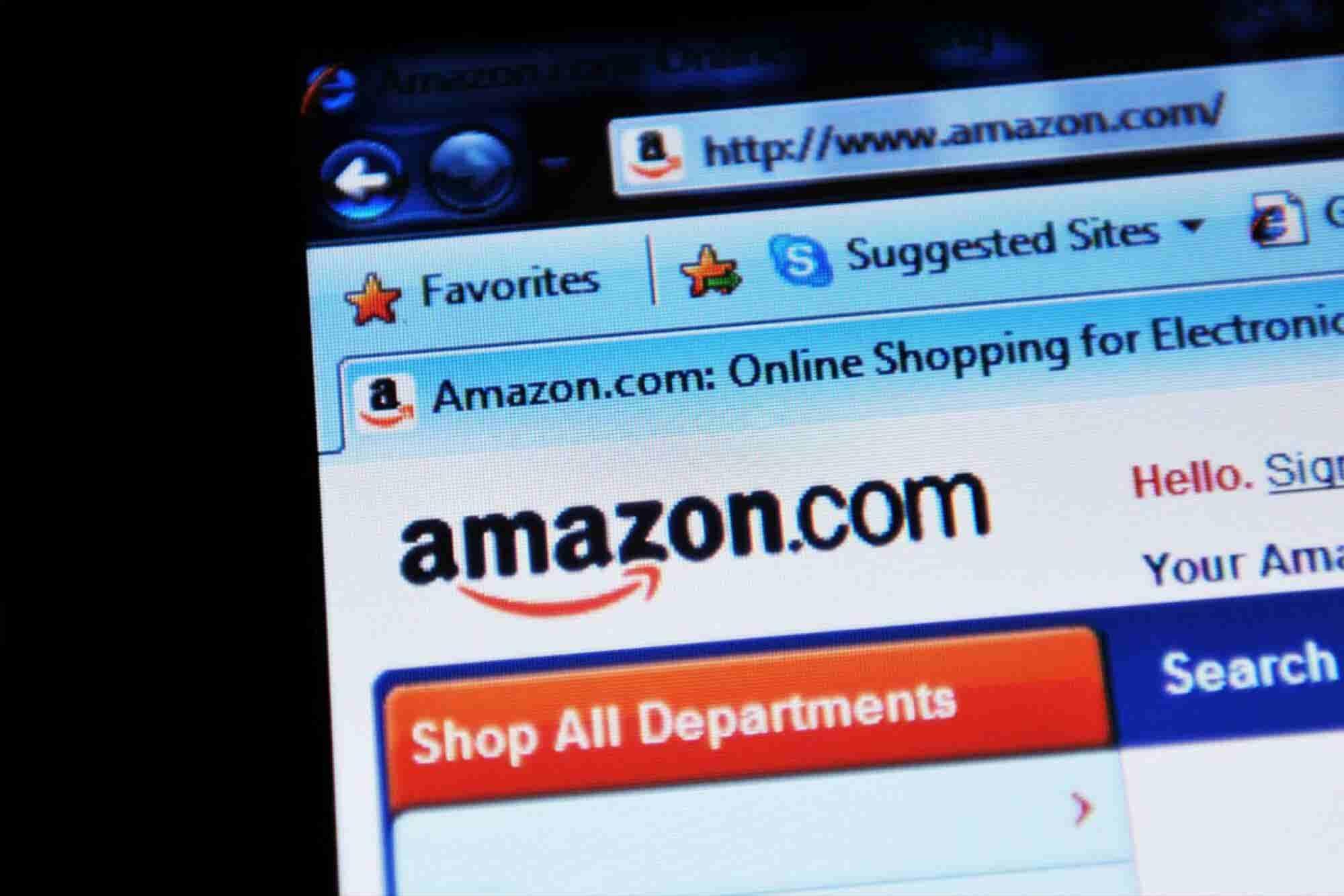 Cómo comprar en Amazon sin usar tarjetas