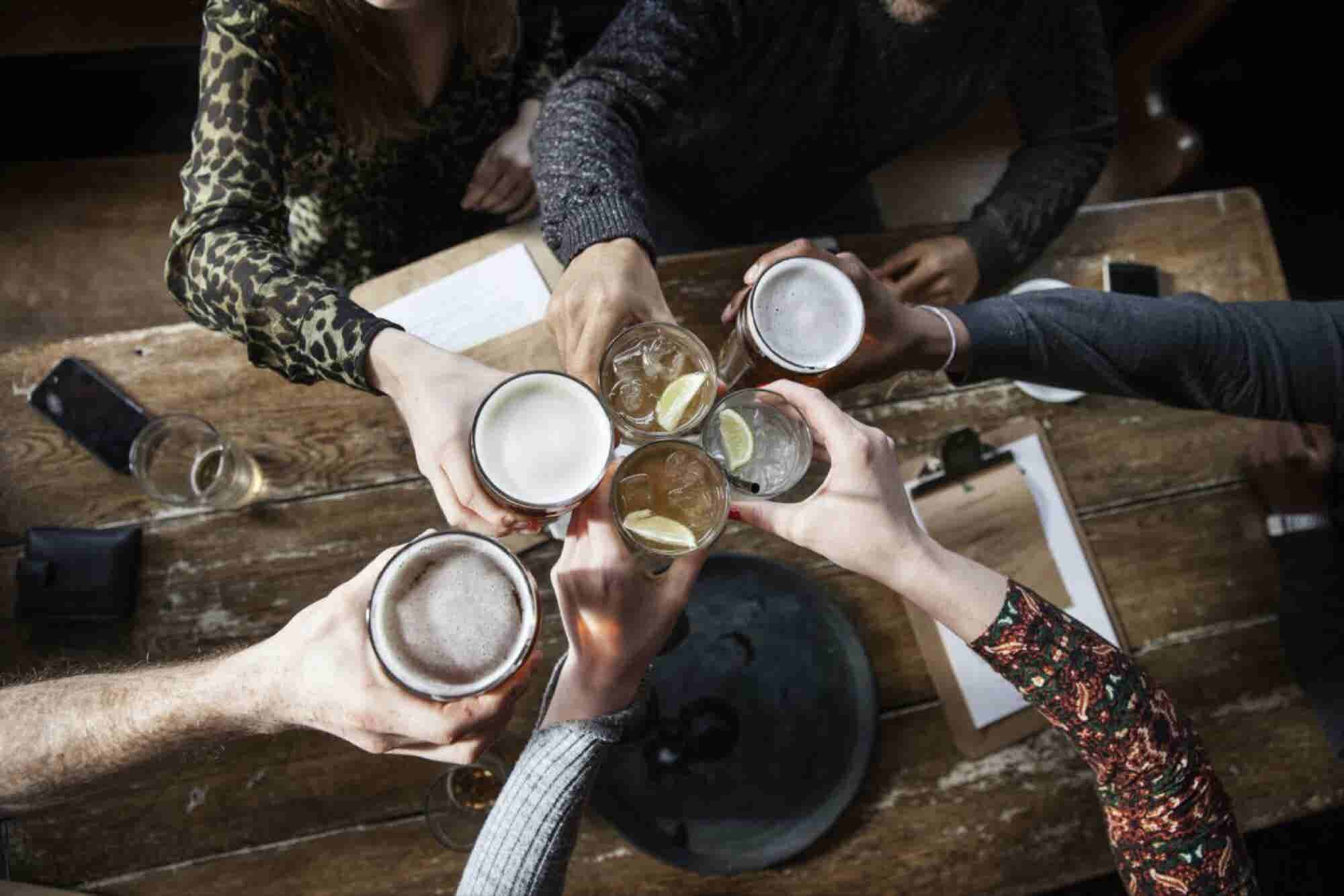 11 Ways Drinking Alcohol Can Make You Smarter, Healthier and More Creative