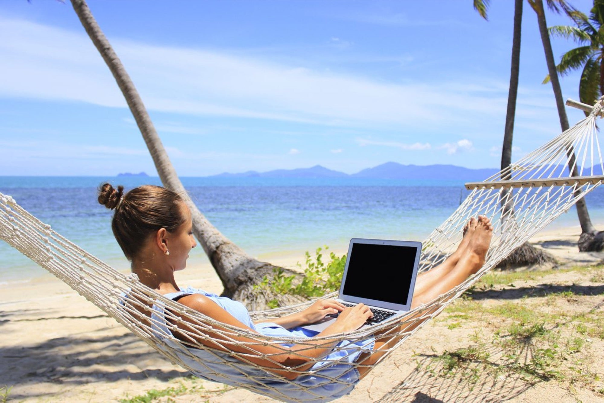 making the choice of living life as a digital nomad