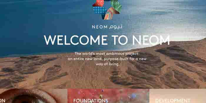 Saudi Arabia's NEOM: A US$500 Billion City Being Built 'For A New Way Of Living'