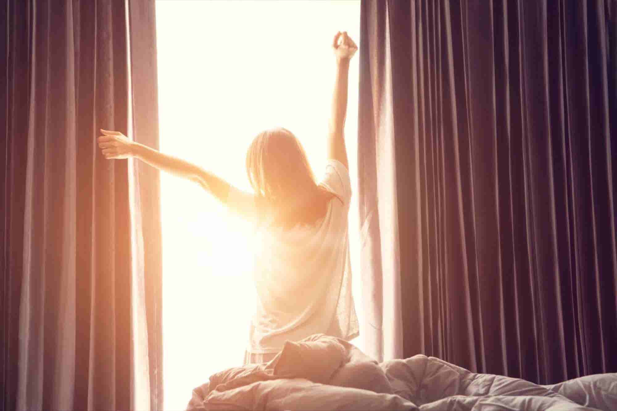 Fifty-Three Percent of People Feel Dreadful When Their Alarm Goes Off in the A.M. -- Don't Be One of Them