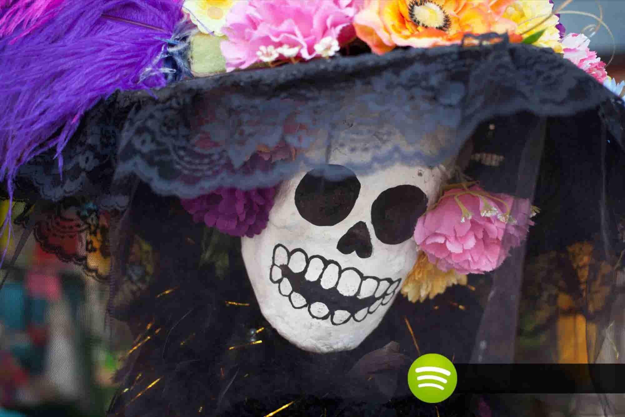 Playlist: 100 canciones para 'sacudirte de miedo'