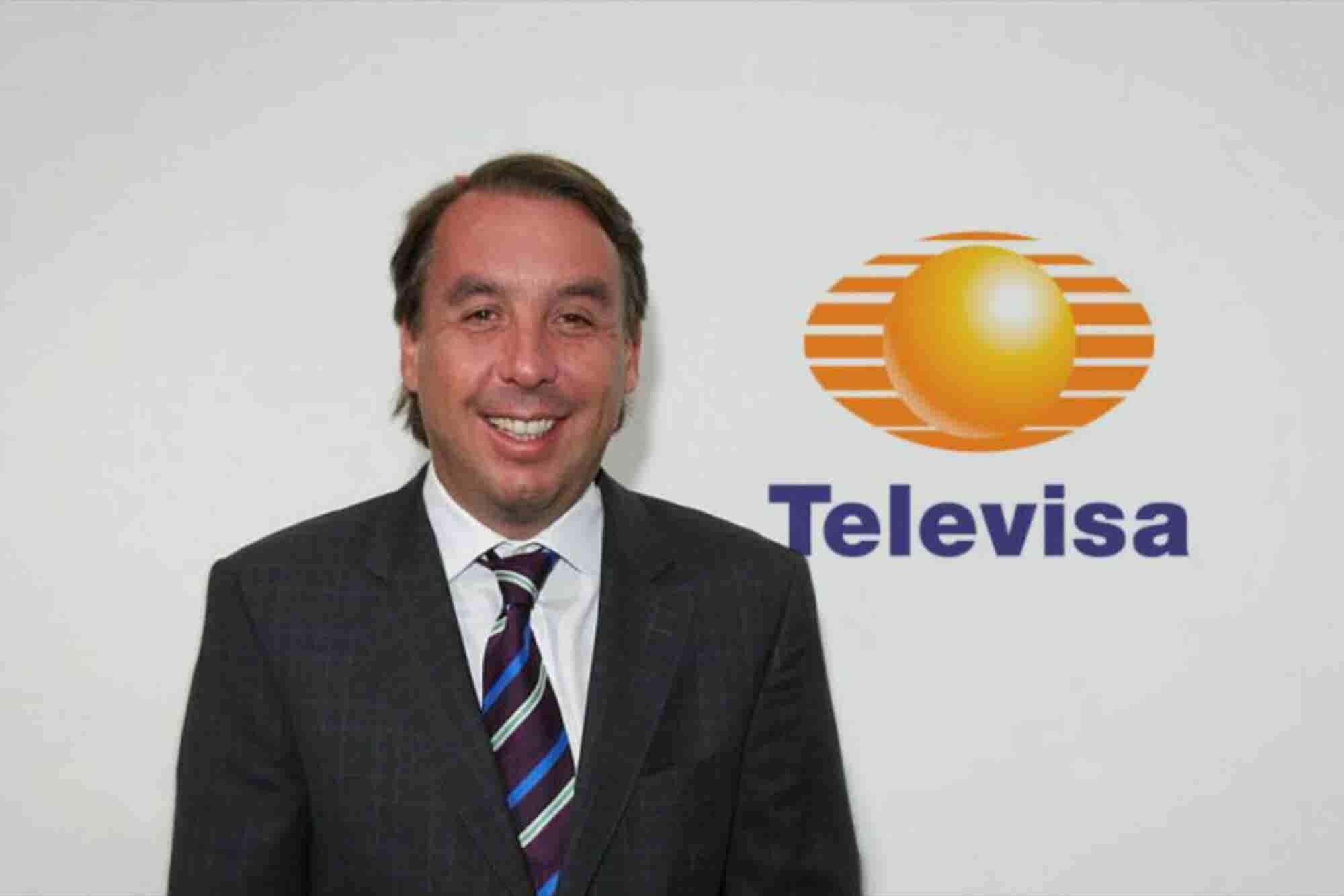 Emilio Azcárraga deja la dirección de Televisa