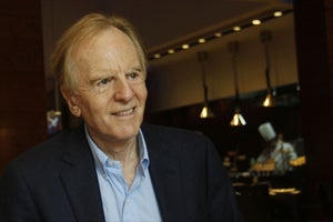 Former Apple CEO John Sculley Has a Message to Entrepreneurs: 'Don't Be Afraid to Fail'