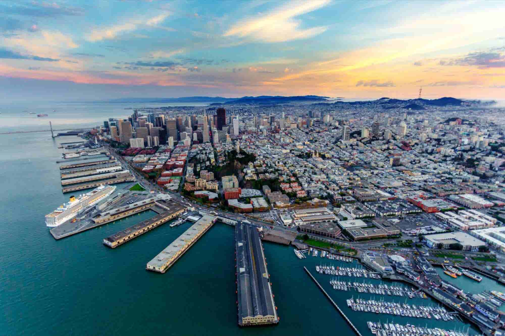 5 U.S. Cities Luring Tech Talent Away From Silicon Valley