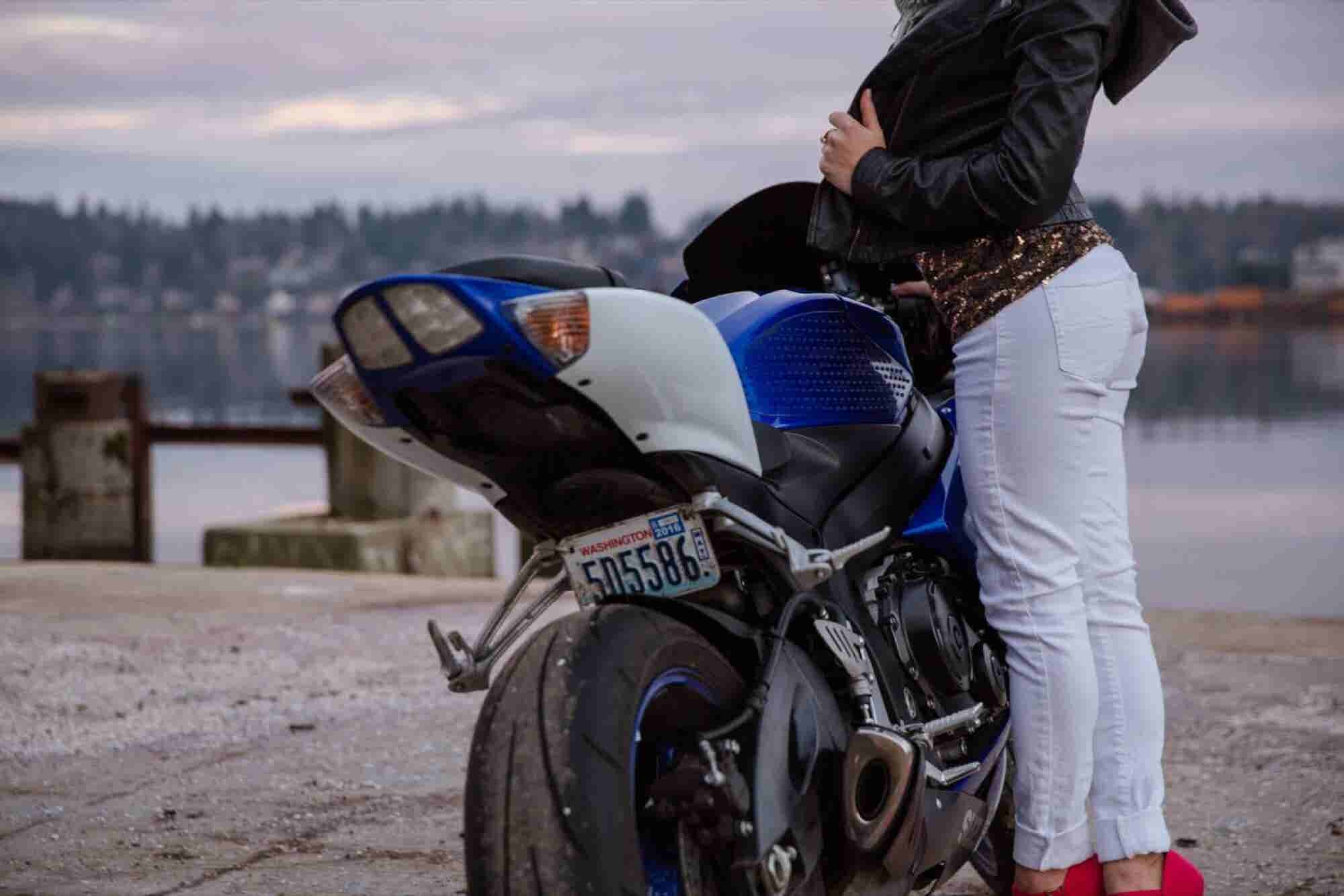 These #5 Women Bikers are Riding on The Road Less Travelled