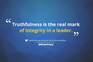 The 5 Traits of Great Leaders Who Can Build a Business Without Sacrificing Integrity