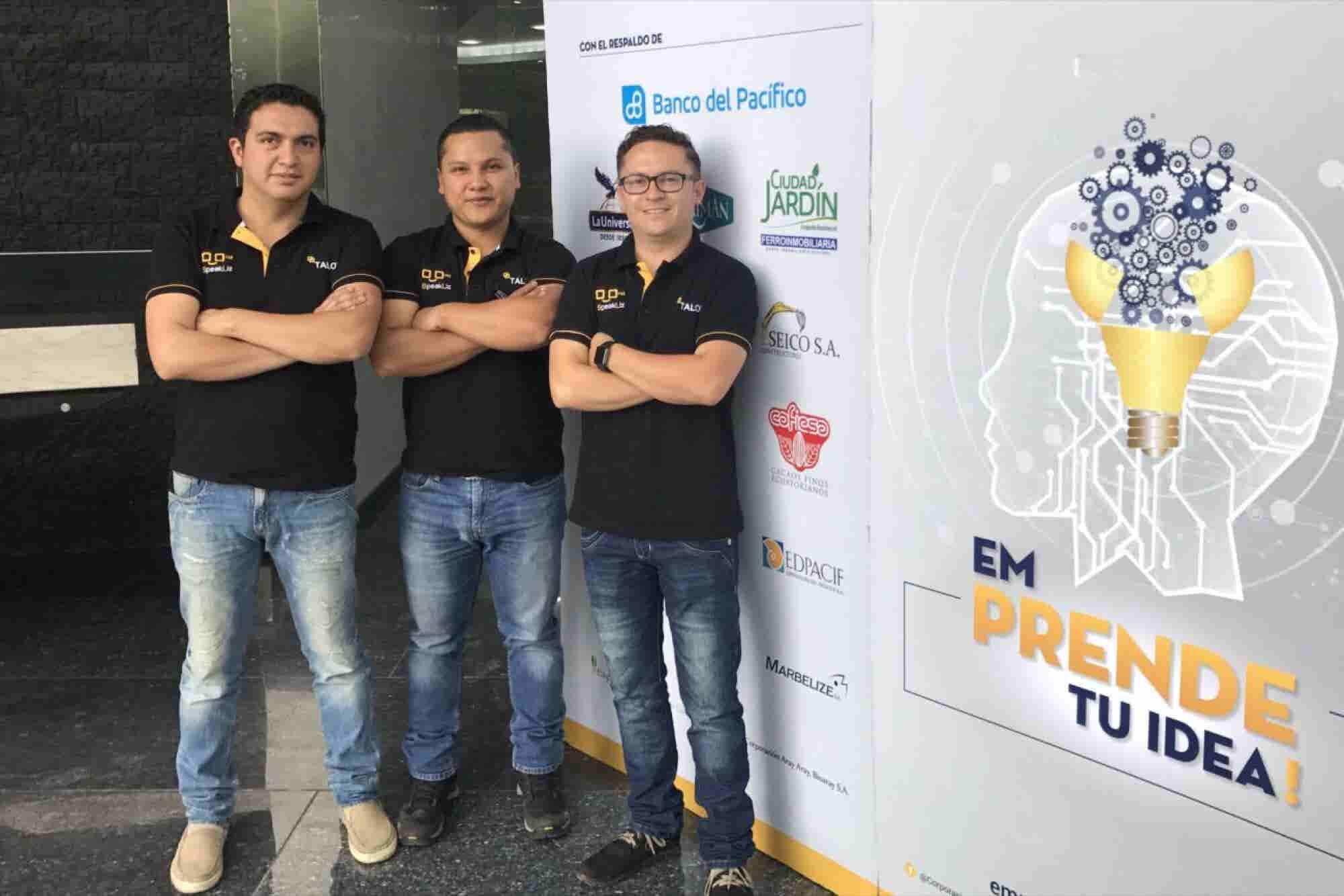 La startup ecuatoriana que traduce el lenguaje de señas hasta en chino