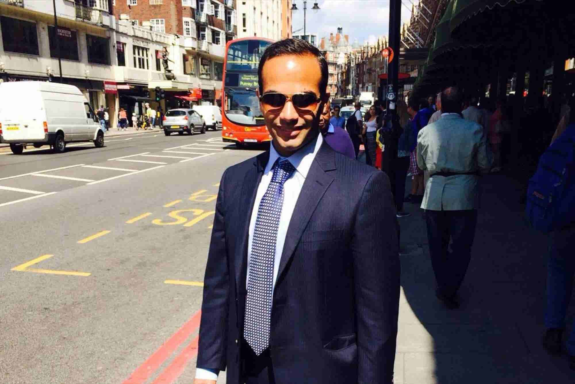 People Are Bombarding the Wrong George Papadopoulos With Notifications
