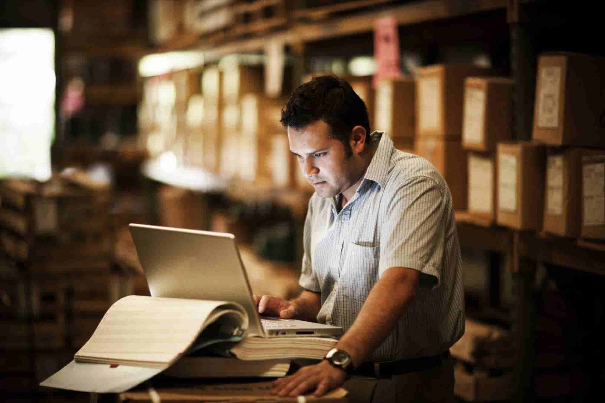 Should You Keep 'Working for the Man' or Start Your Own Business?