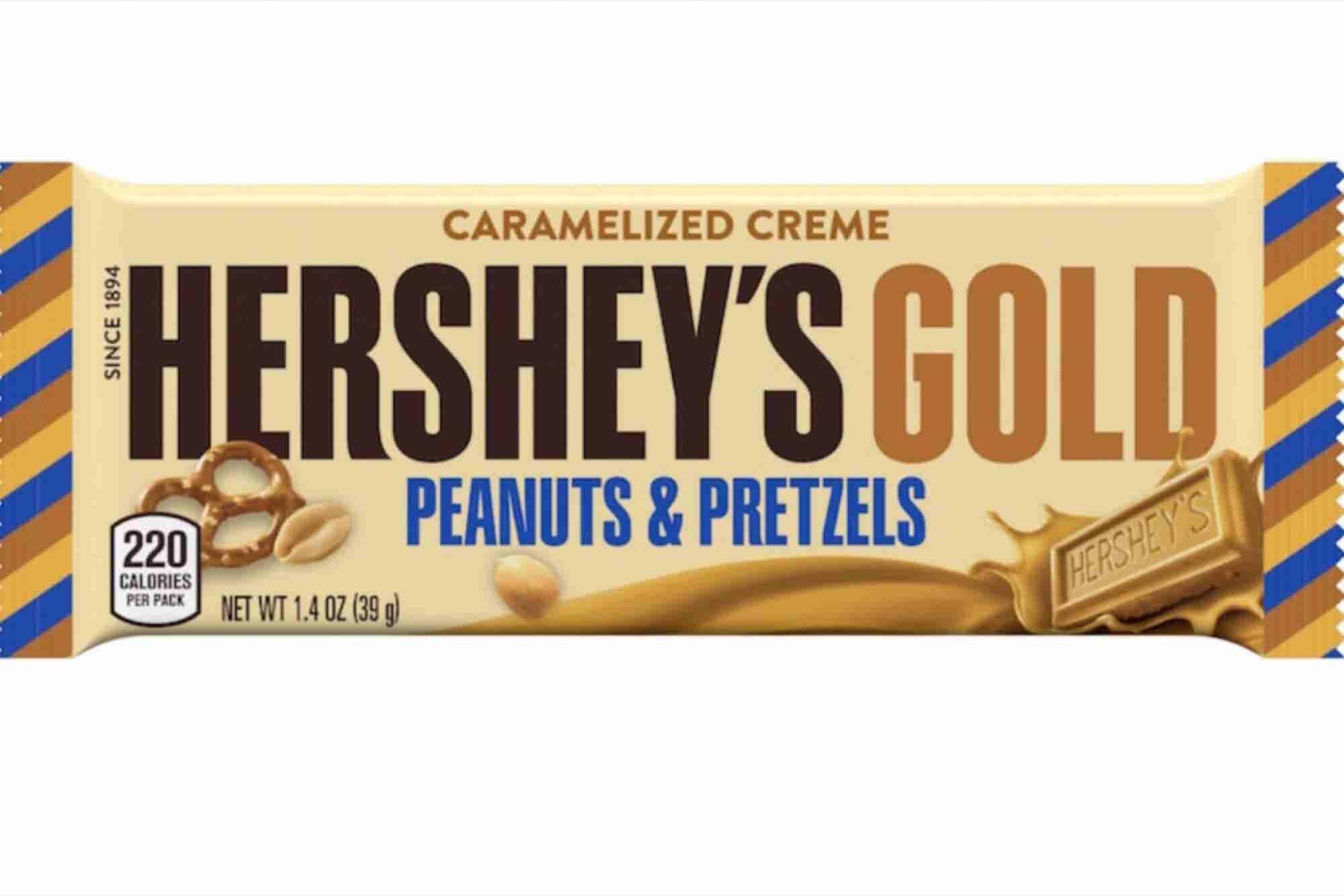 Luego de 20 años, Hershey's estrena sabor